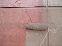 中川様(守山市)外壁中塗り